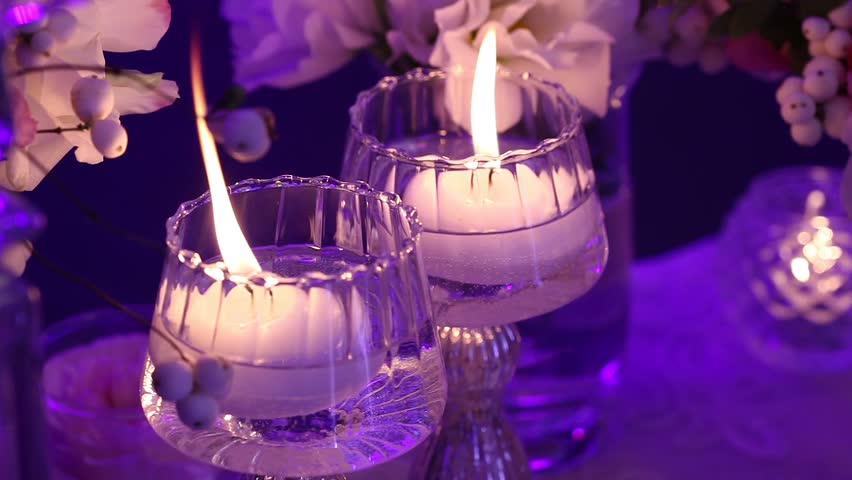 Sented Candles